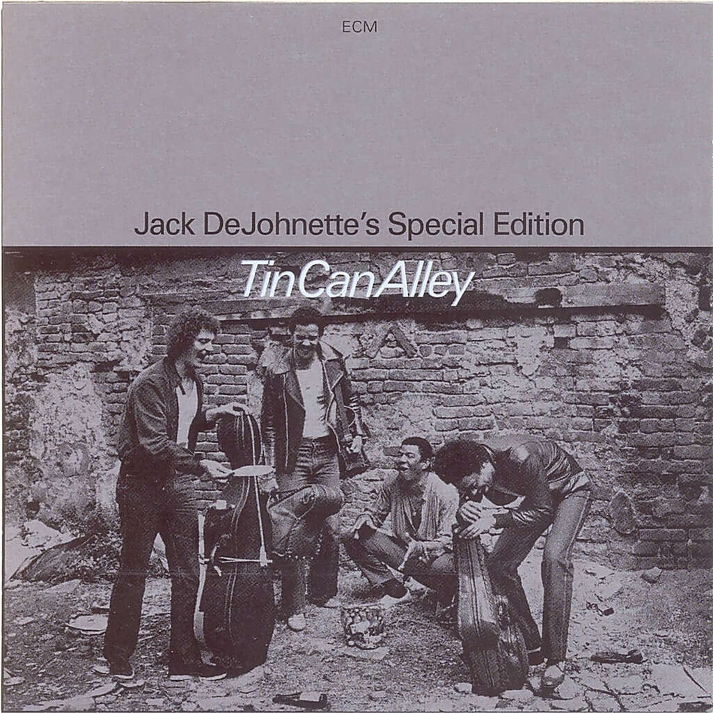 Jack DeJohnette's Special Edition Tin Can Alley