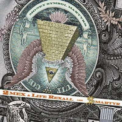 2Mex & Life Rexall Are $martyr Money Symbol Martyrs