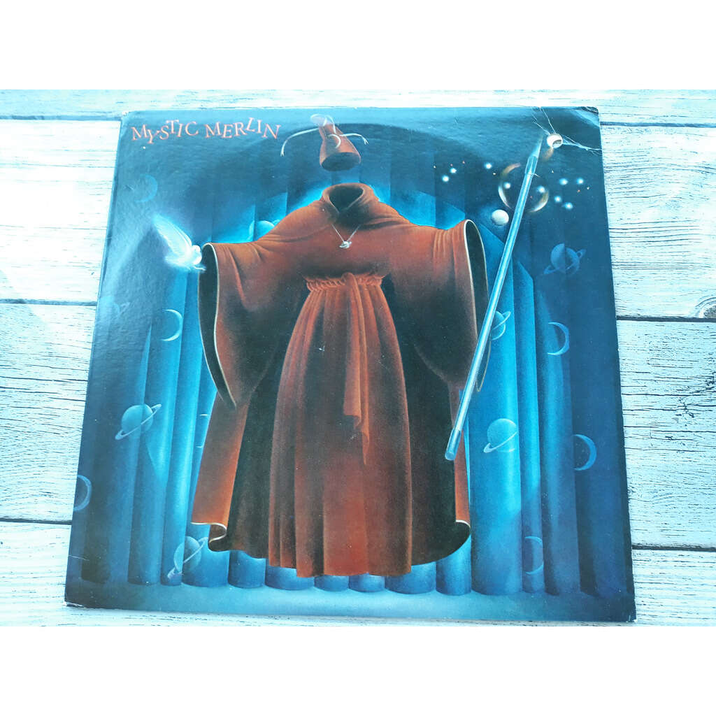 Mystic Merlin Mystic Merlin.1980.