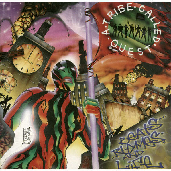 A Tribe Called Quest Beats, Rhymes And Life
