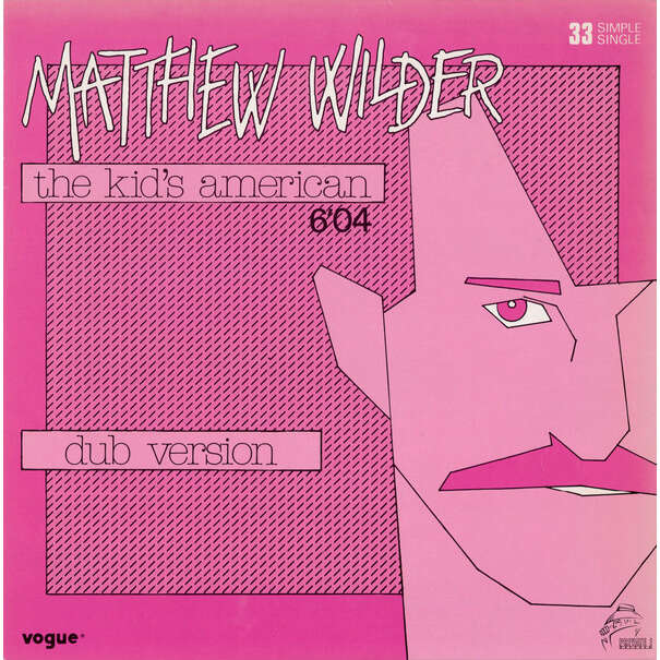 Matthew WILDER the kid's american