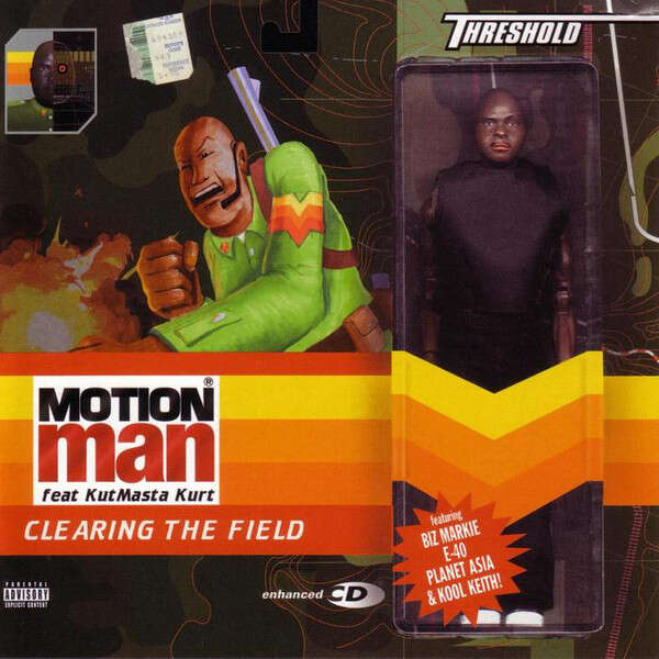 Motion Man Feat. KutMasta Kurt Clearing The Field