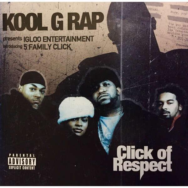 Kool G Rap Introducing 5 Family Click Click Of Respect