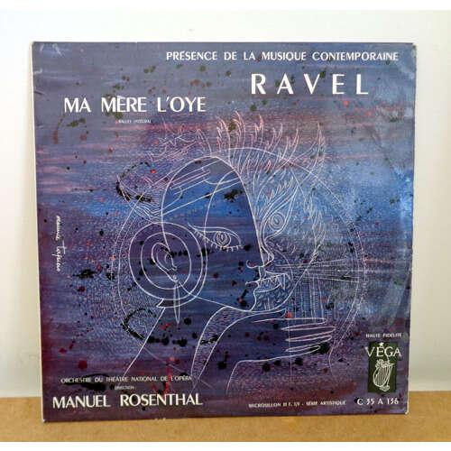 MANUEL ROSENTHAL RAVEL Ma mere l'oye