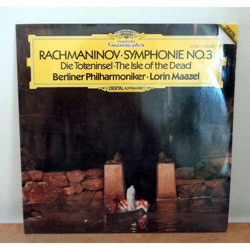 LORIN MAAZEL & BPO RACHMANINOV Symphonie n°3 & The isle of the dead