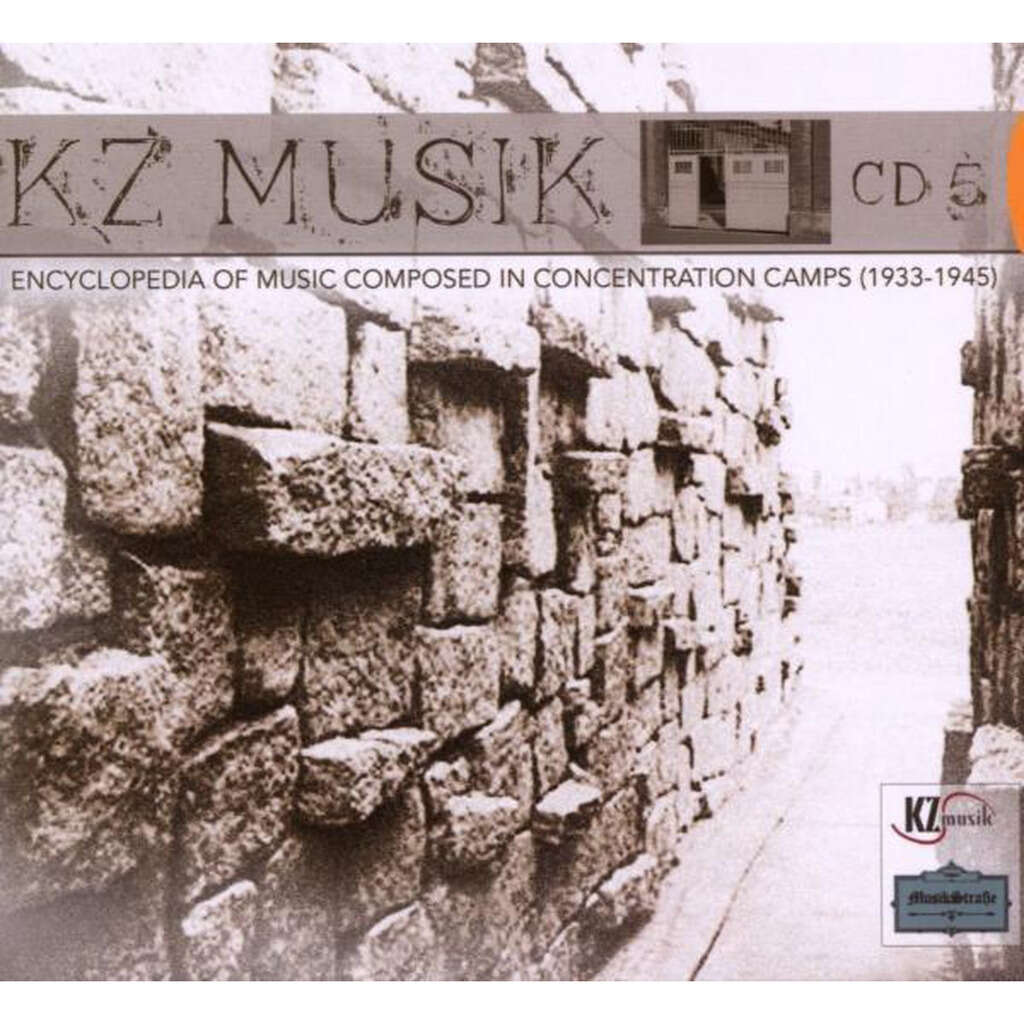 Schulhoff / Berman KZ Musik CD 5 - Encyclopedia of Music composed in Concentration Camps (1933-1945)