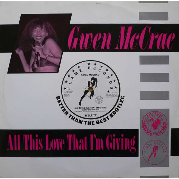 Gwen McCrae All This Love That I'm Giving