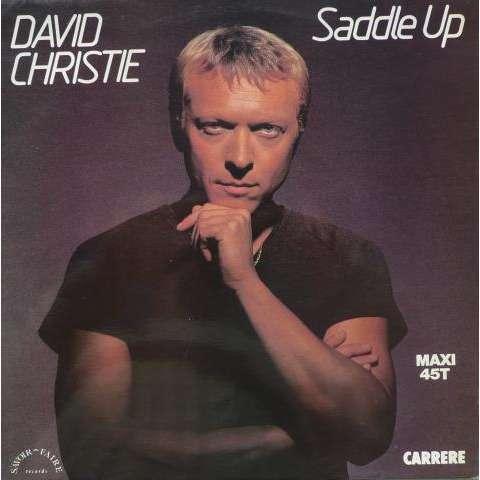 Christie David Saddle up