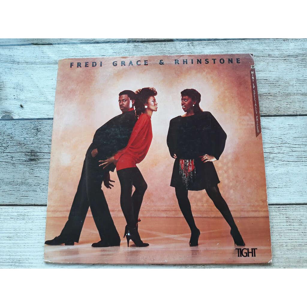 Fredi Grace & Rhinstone Tight.1983.