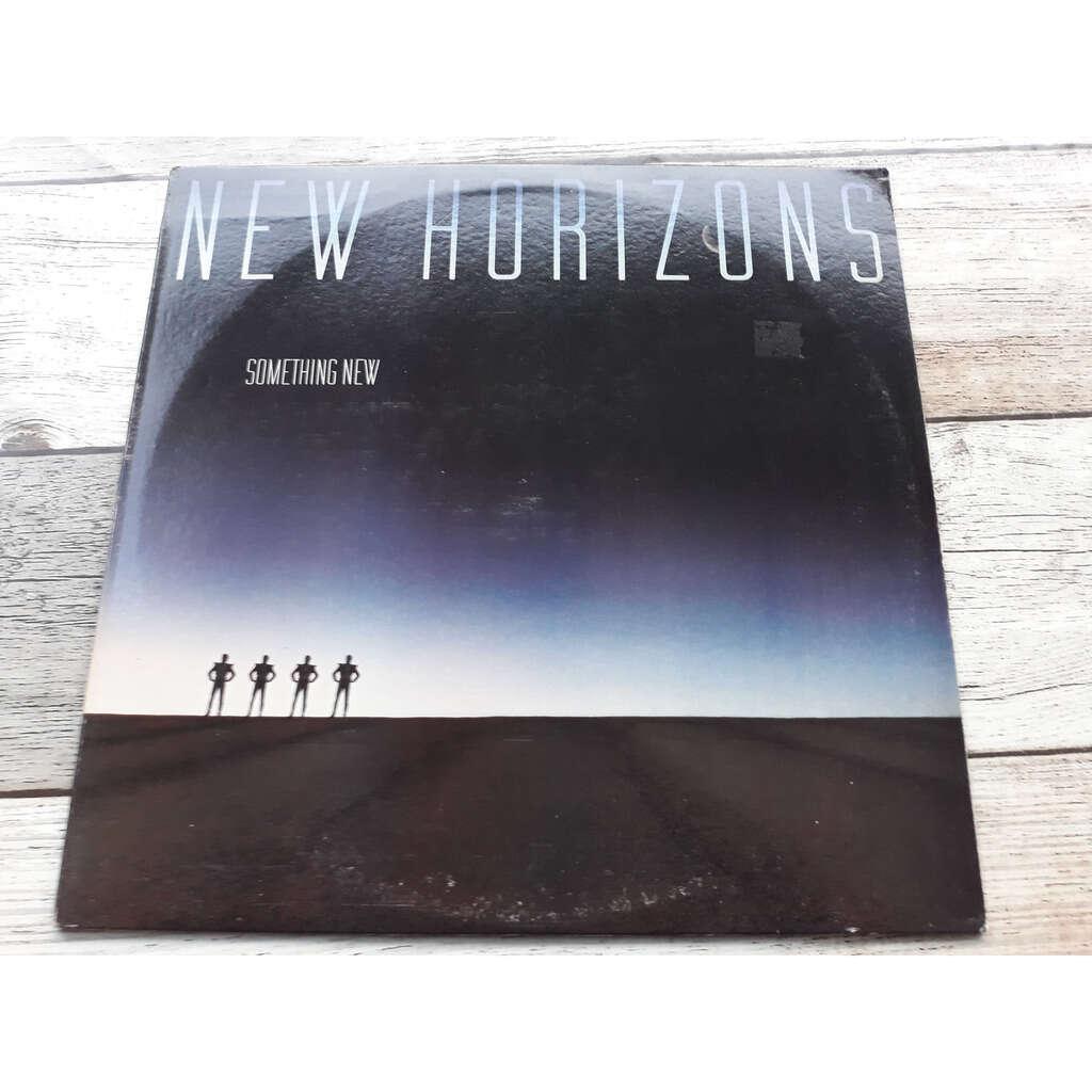 NEW HORIZONS Somthing new.1983.