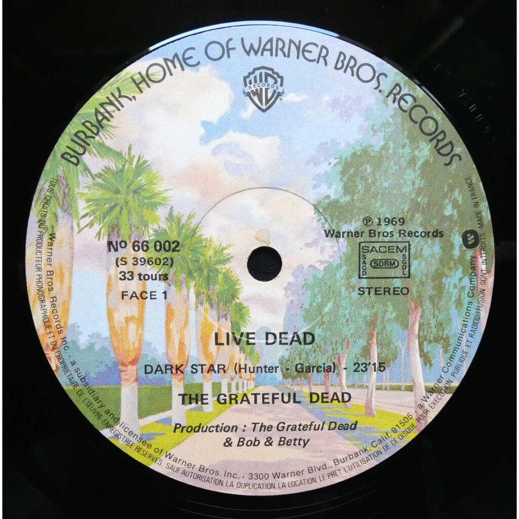 The Grateful Dead Live/Dead