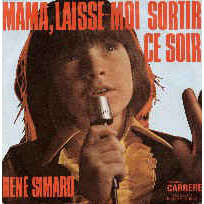 René Simard Mama, laisse-moi sortir ce soir