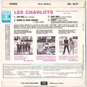 LES CHARLOTS hey max + 3