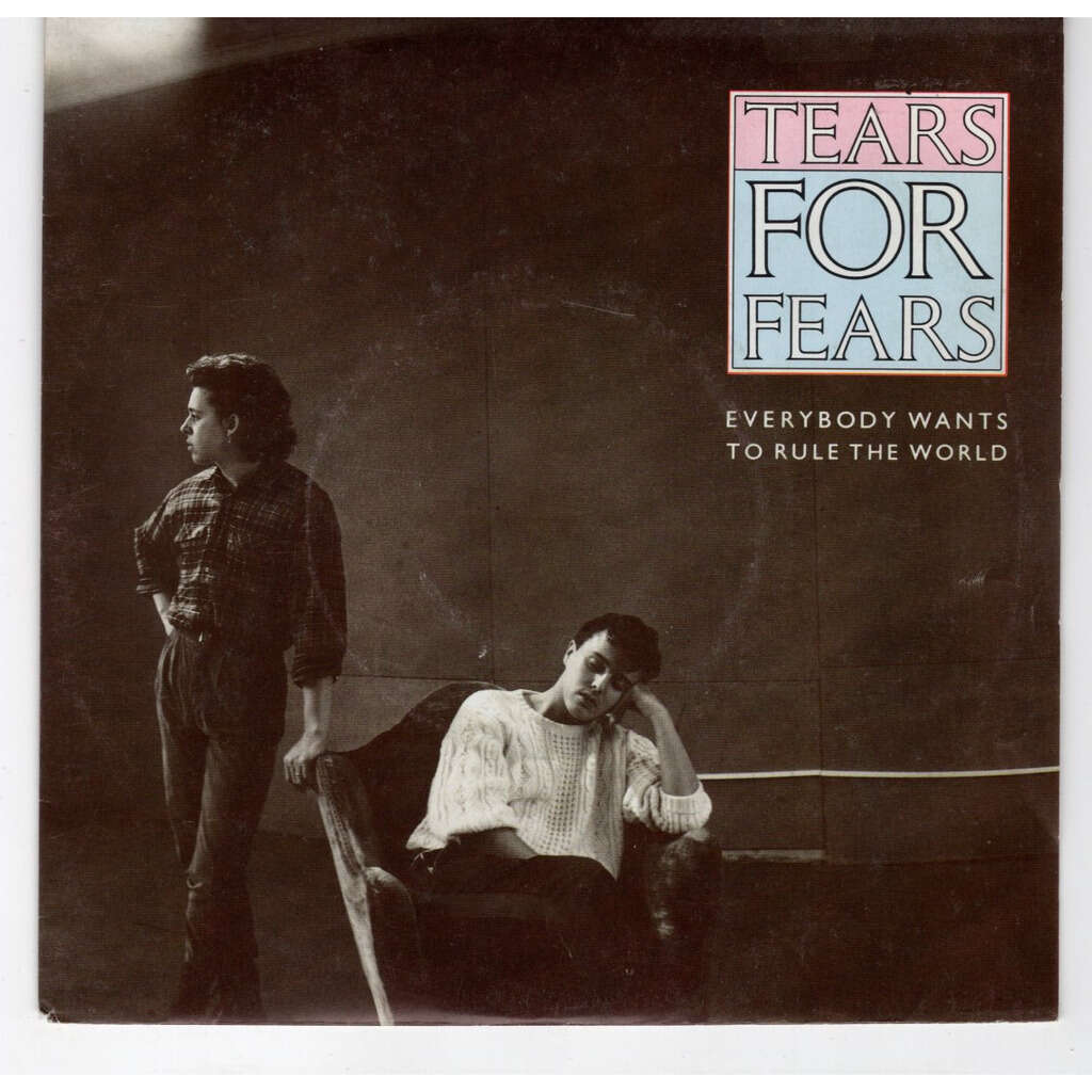 Tears For Fears Everybody wants