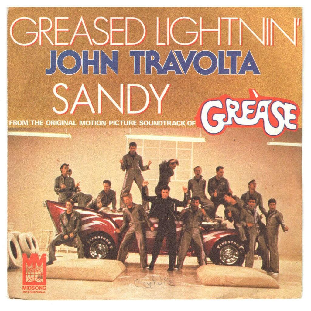 John Travolta Greased lightnin'