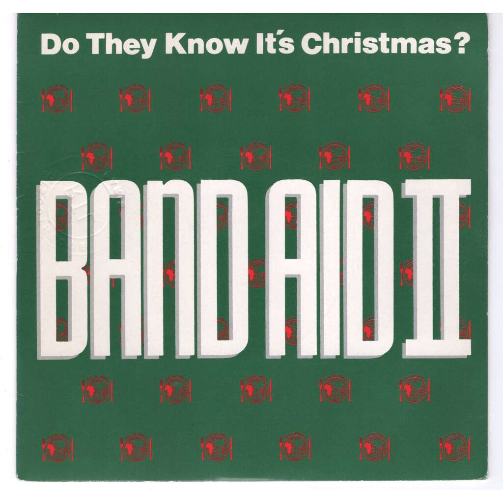 Various - Band Aid II Do they know it's christmas ?