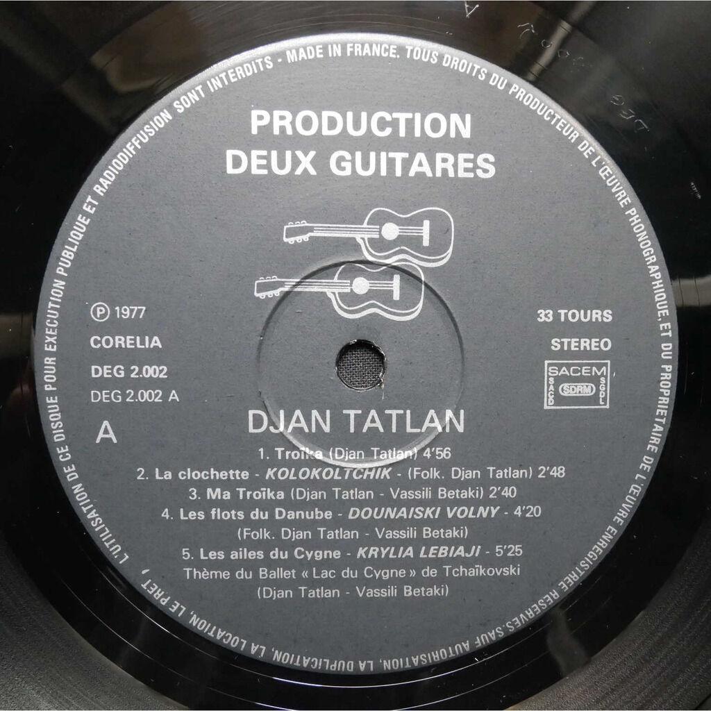 Djan Tatlan / Jean Tatlian Same