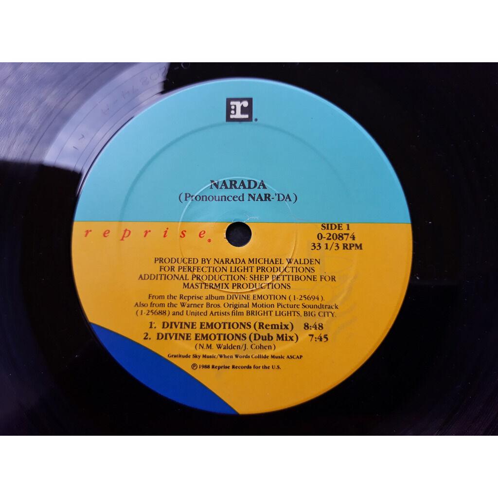 Narada Divine Emotions.1988.