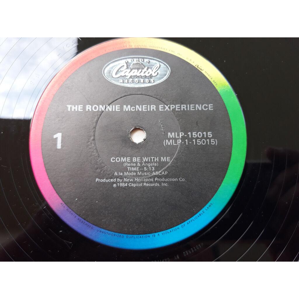 Ronnie McNeir Experience (LP, MiniAlbum)1984.