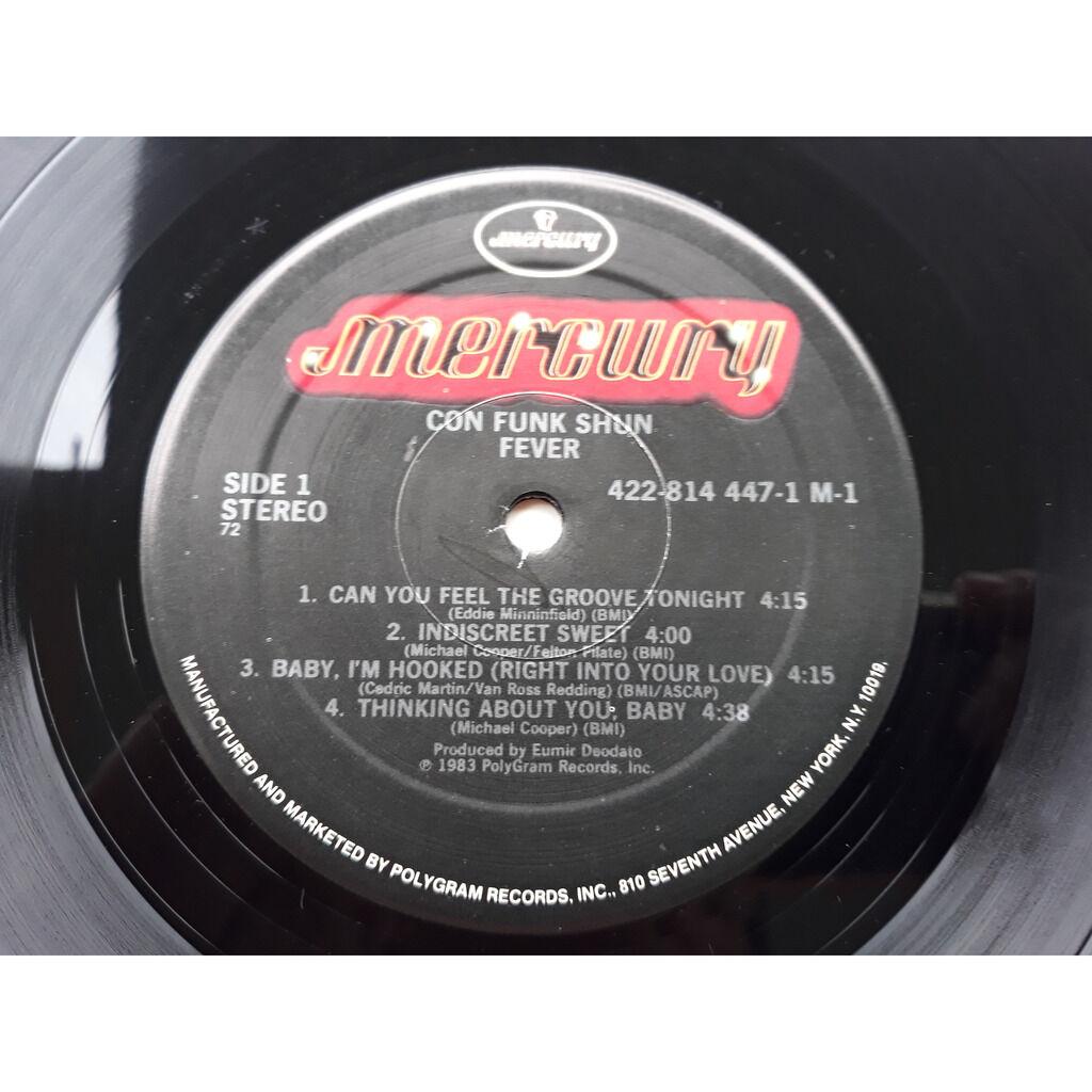 Con Funk Shun Fever.1983.