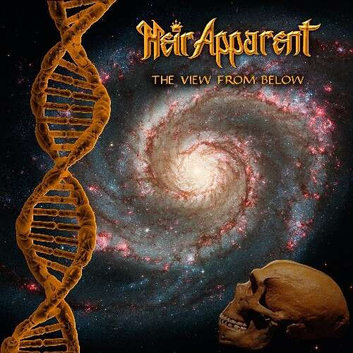 Heir Apparent The View From Below (lp)