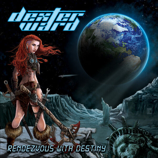 Dexter Ward Rendezvous With Destiny (lp)