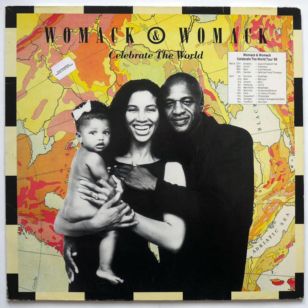 Womack & Womack Celebrate The World