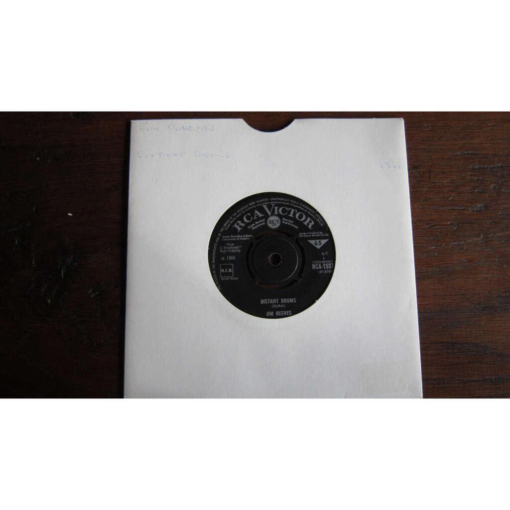 Jim Reeves Distant Drums / Old Tige