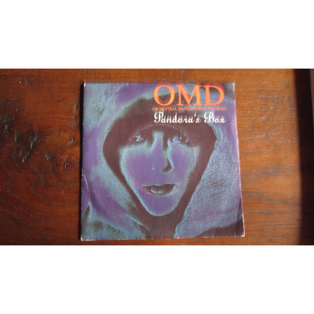 orchestral manoeuvres in the dark pandora's box - all she wants is everything