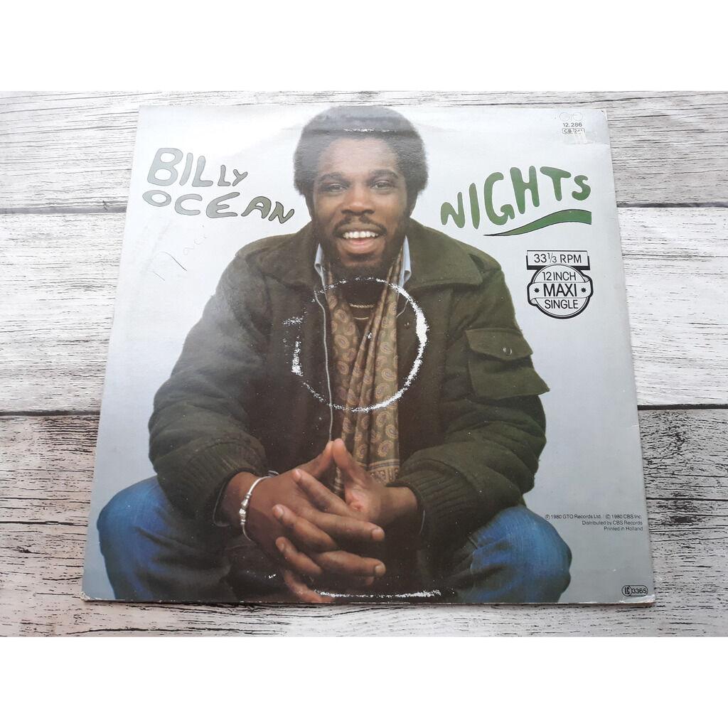 Billy Ocean Nights.1980.