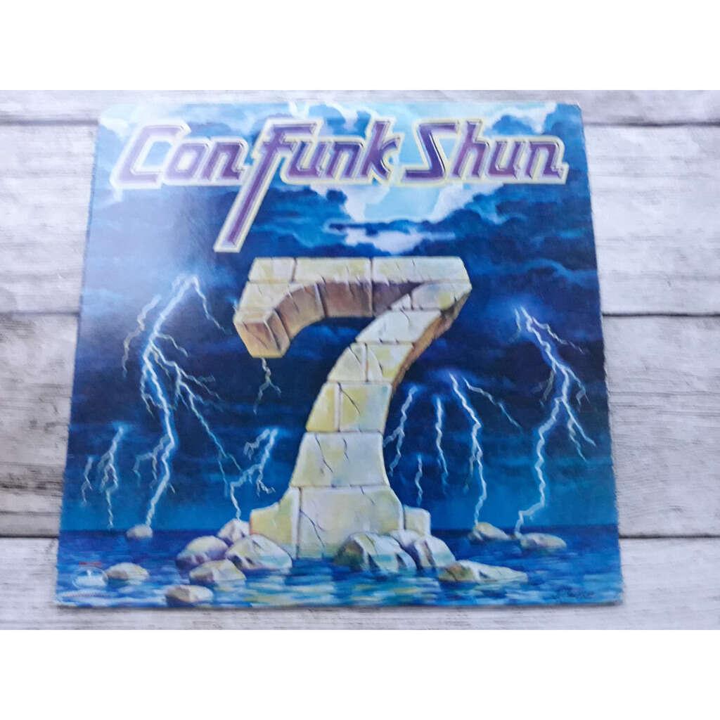 CON FUNK SHUN 7.1981