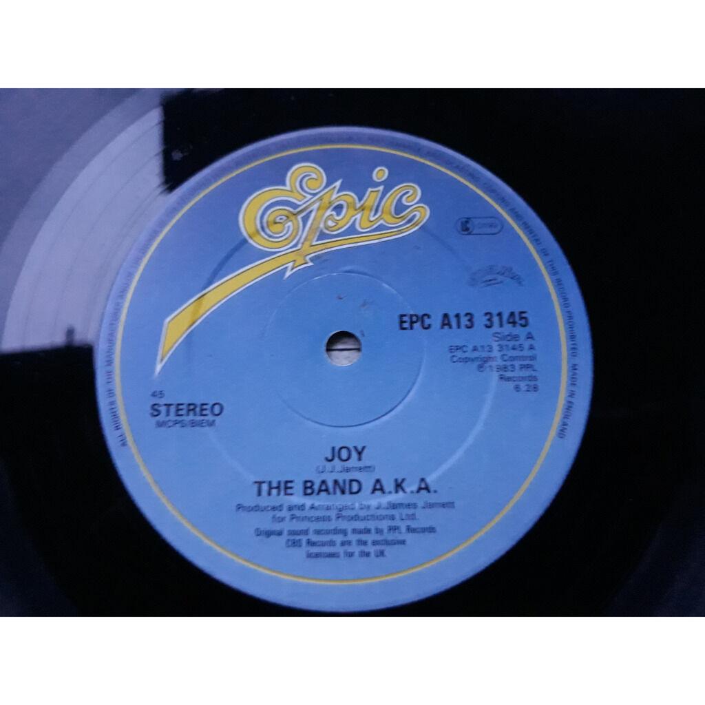 Band AKA Joy / Grace