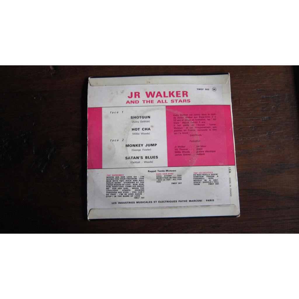 jr walker and the all stars shotgun