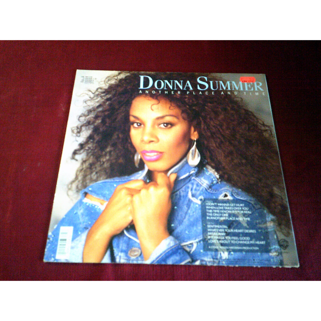 donna summer ANOTHER PLACE AND TIME