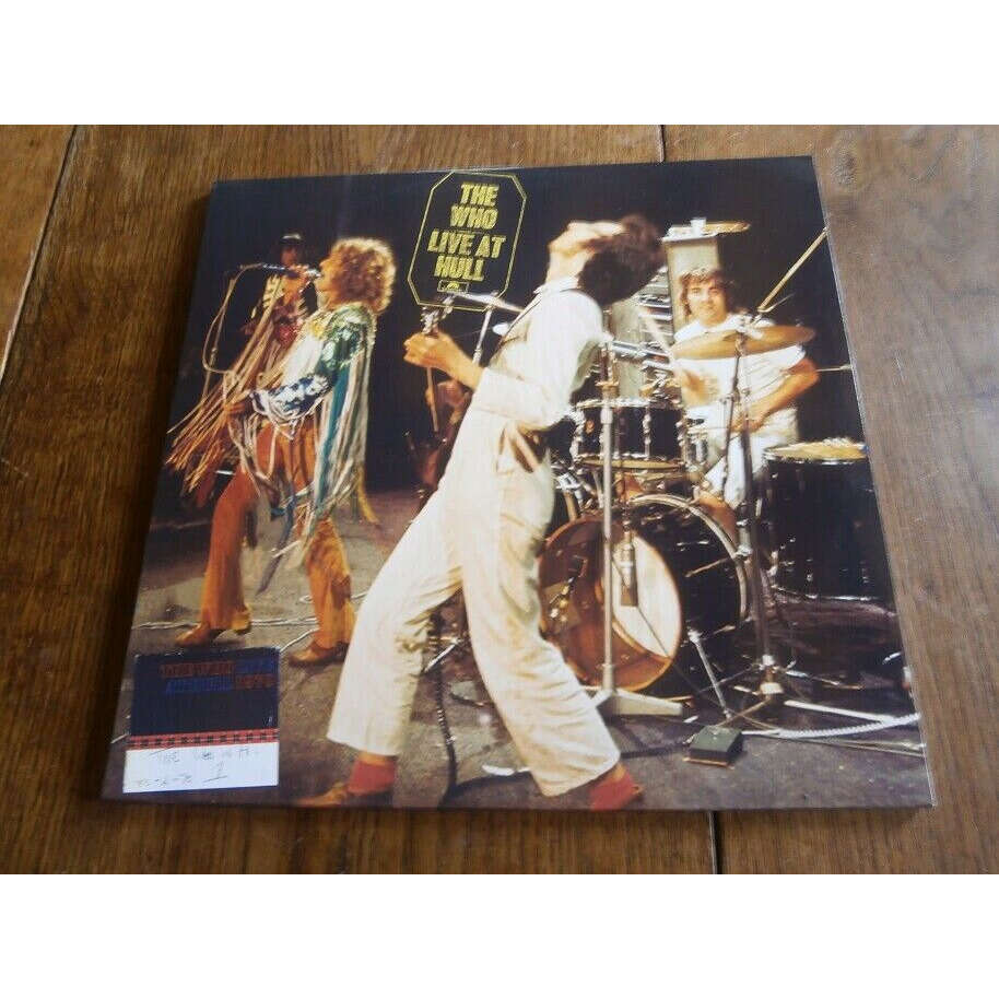 the WHO Live at Hull