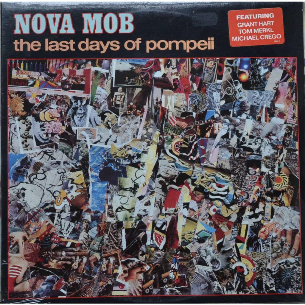 Nova Mob The Last Days Of Pompeii