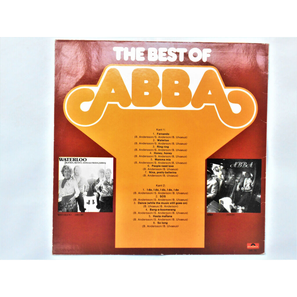 abba 'the best of...'