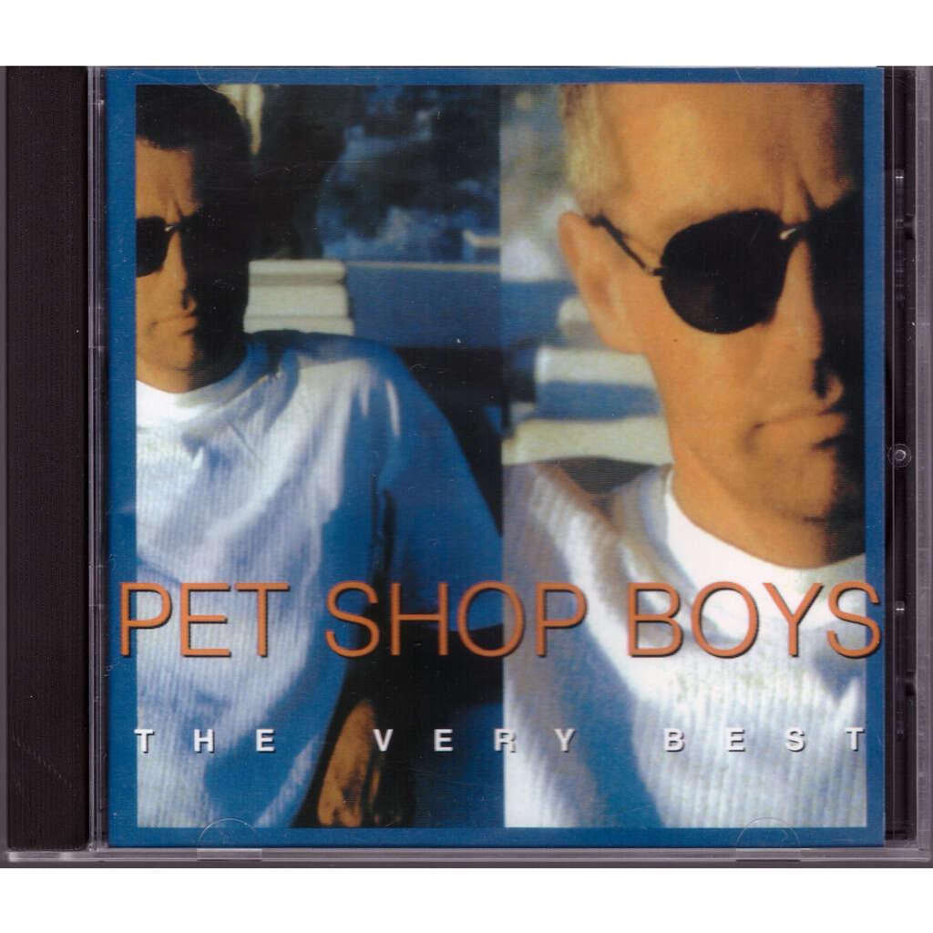 pet shop boys The Very Best