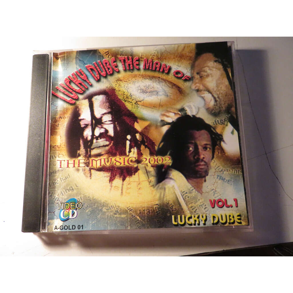 Lucky dube the man / the music