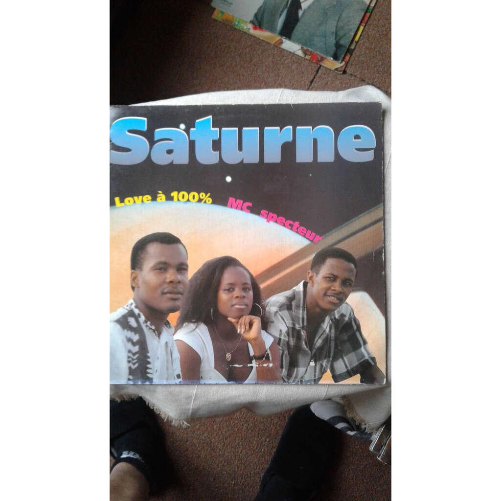 saturne love à 100 % /mc specteur