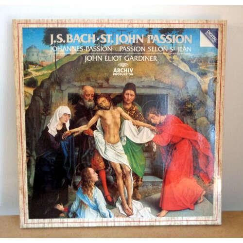 JOHN ELIOT GARDINER JS BACH St john passion