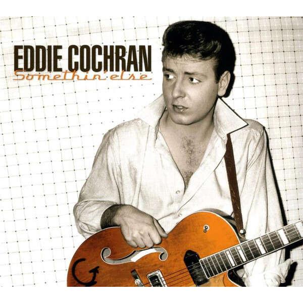 Eddie Cochran Somethin' Else 60th Anniversary 1960-2020