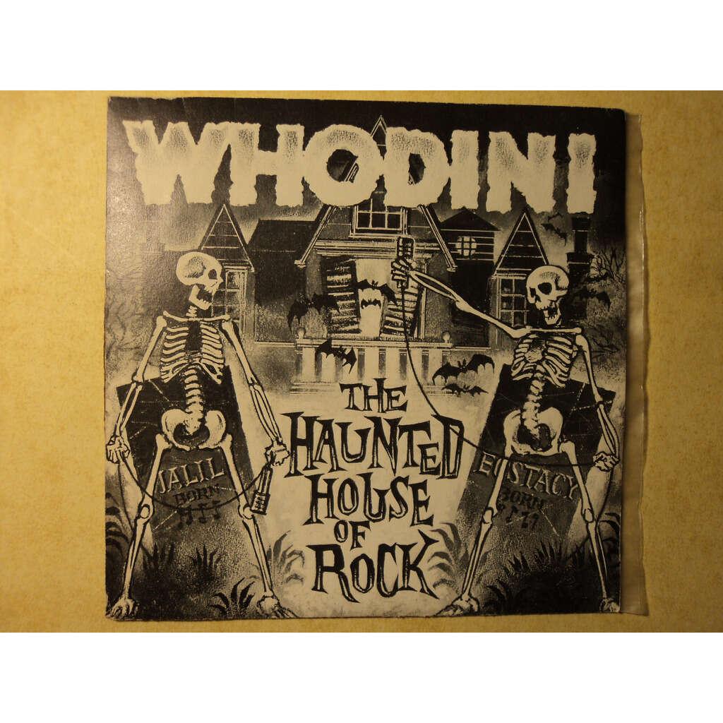 Whodini The Haunted House Of Rock (Shortened Version / acapella / shortened vocoder version)