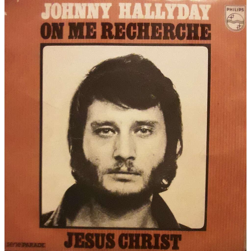 johnny hallyday On me recherche & Jésus Christ