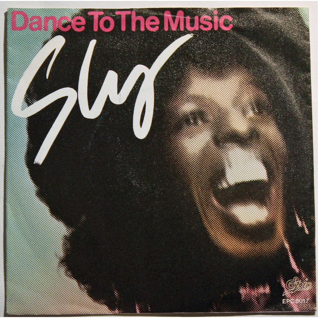 Sly Stone Dance to the music