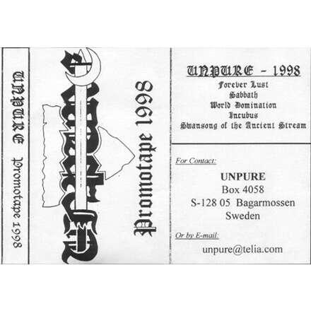 Unpure Promotape 1998