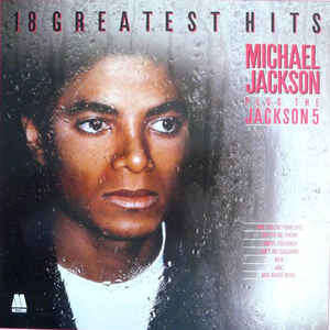 Michael Jackson Plus The Jackson 5 18 Greatest Hits
