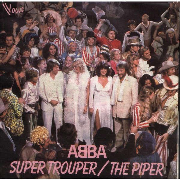 ABBA - super trouper -- the piper