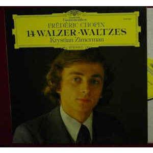 Krystian Zimerman , piano Chopin : 14 valses