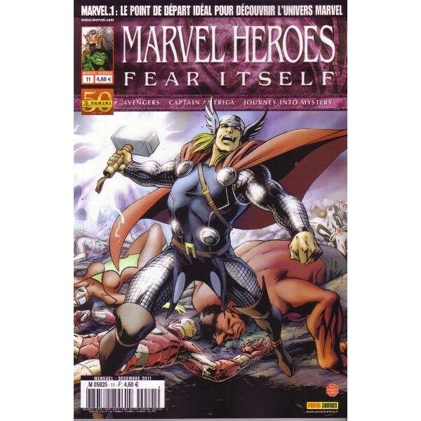Marvel Heroes 3éme Serie Marvel Heroes n°11